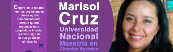 Marisol Cruz Aguilar