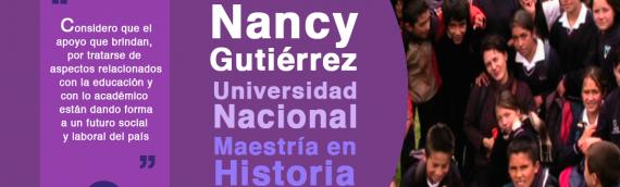 Nancy Rocío Gutiérrez Gómez