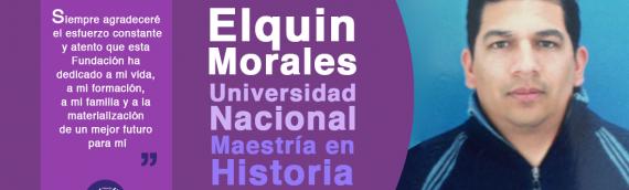 Elquin Alfonso Morales Lizarazo