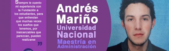 Andrés Alberto Mariño Arevalo