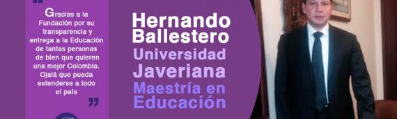 Hernando Alberto Ballestero Florez