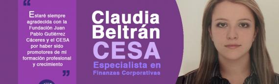 Claudia Patricia Beltrán Díaz