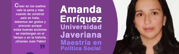 Amanda Lucía Enríquez Eraso
