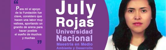 July Carolina Rojas