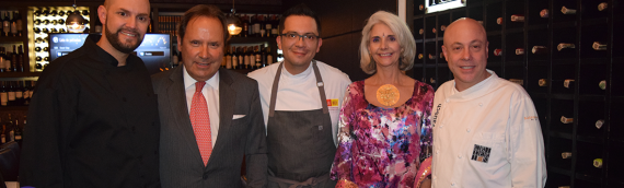 Cena Master Chef y Fundación Juan Pablo Gutiérrez Cáceres