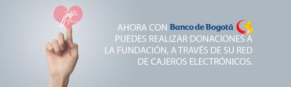 Nueva alianza entre el Banco de Bogotá y la Fundación
