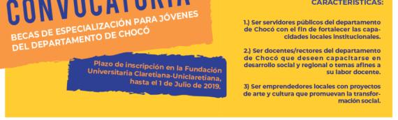 Convocatoria: Fundación Universitaria Claretiana-Uniclaretiana