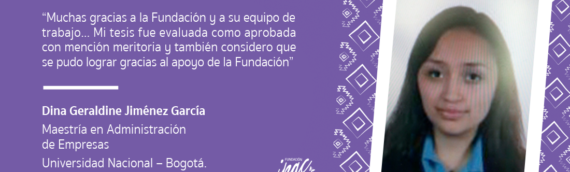 Dina Geraldine Jiménez García