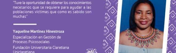 Yaqueline Martínez Hinestroza