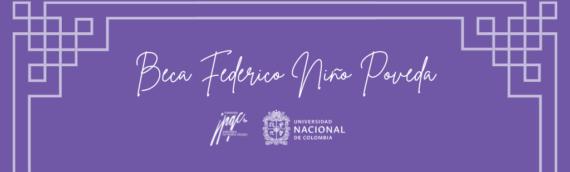Beca Federico Niño Poveda